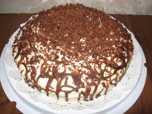 торт шоколадный пинчер рецепт с фото